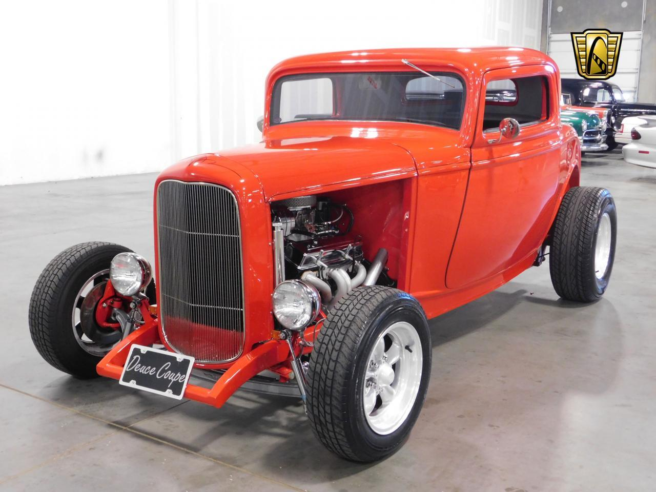 Large Picture of 1932 Ford 3-Window Coupe - $42,995.00 - MZFA