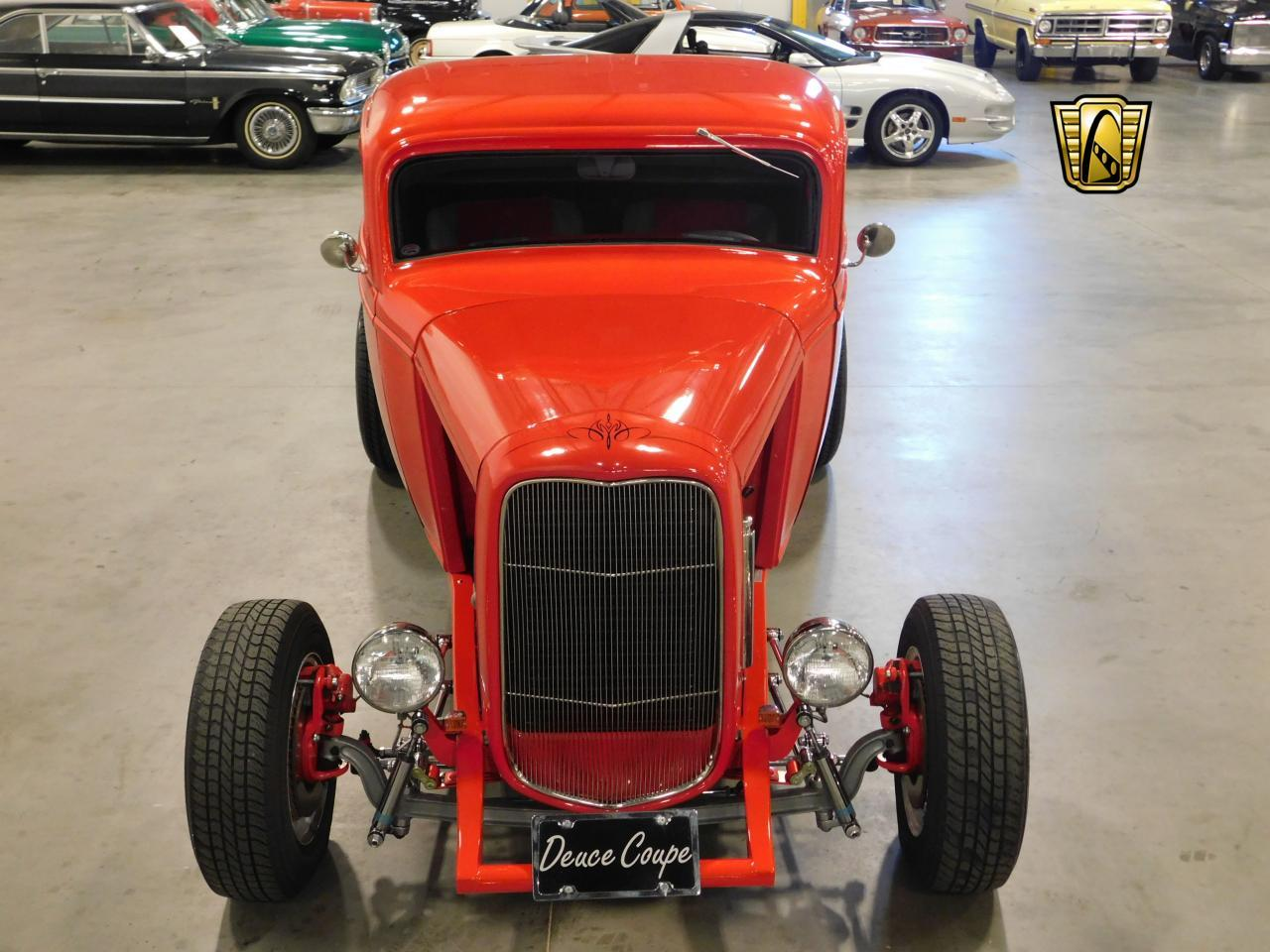 Large Picture of '32 Ford 3-Window Coupe located in Alpharetta Georgia - $42,995.00 Offered by Gateway Classic Cars - Atlanta - MZFA