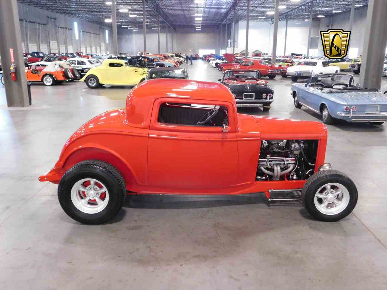 Large Picture of 1932 Ford 3-Window Coupe located in Alpharetta Georgia - MZFA
