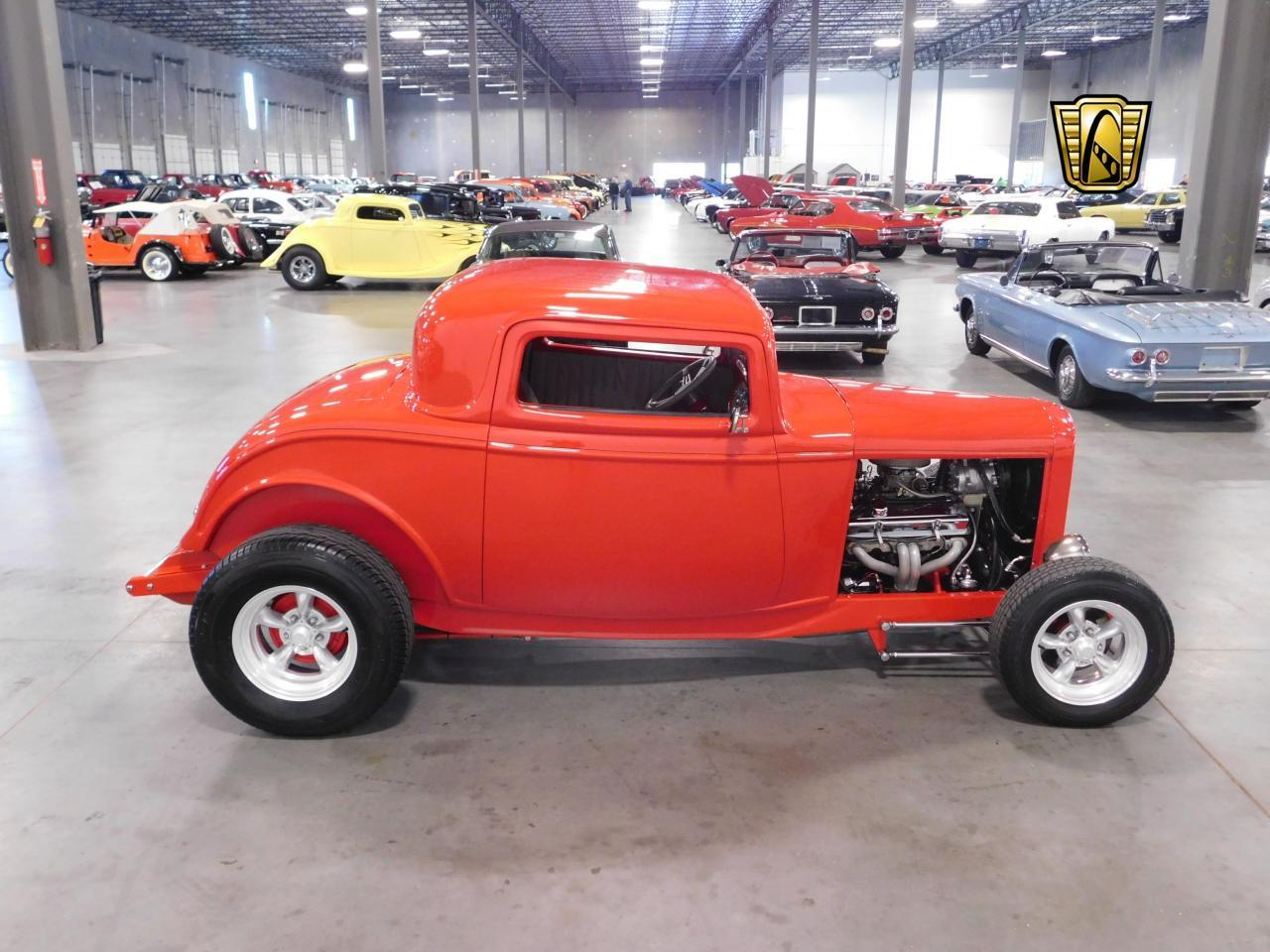 Large Picture of Classic '32 3-Window Coupe - MZFA
