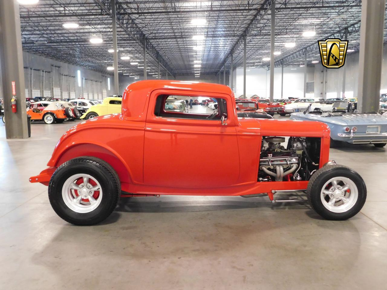 Large Picture of Classic '32 3-Window Coupe located in Georgia - MZFA