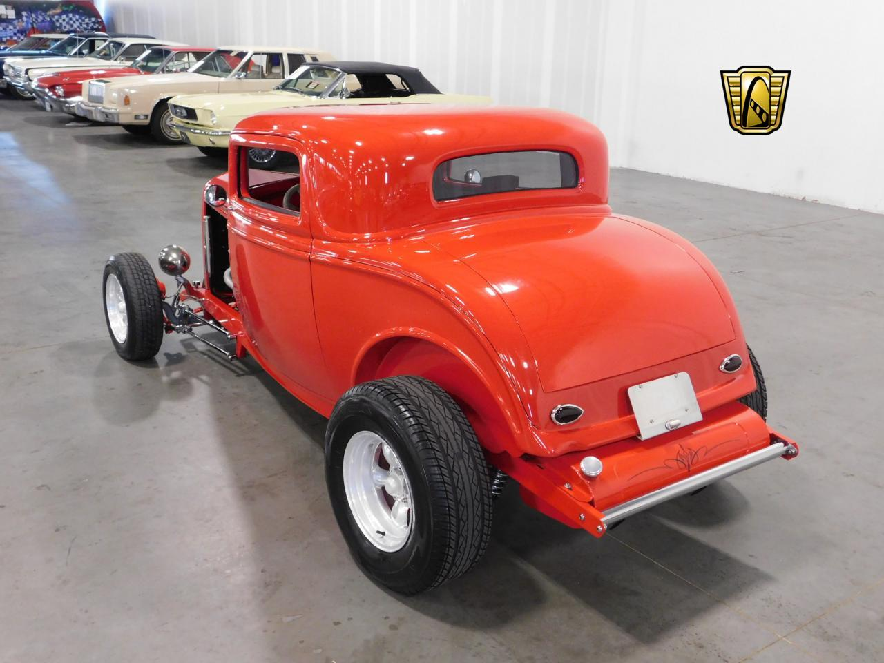 Large Picture of '32 3-Window Coupe Offered by Gateway Classic Cars - Atlanta - MZFA
