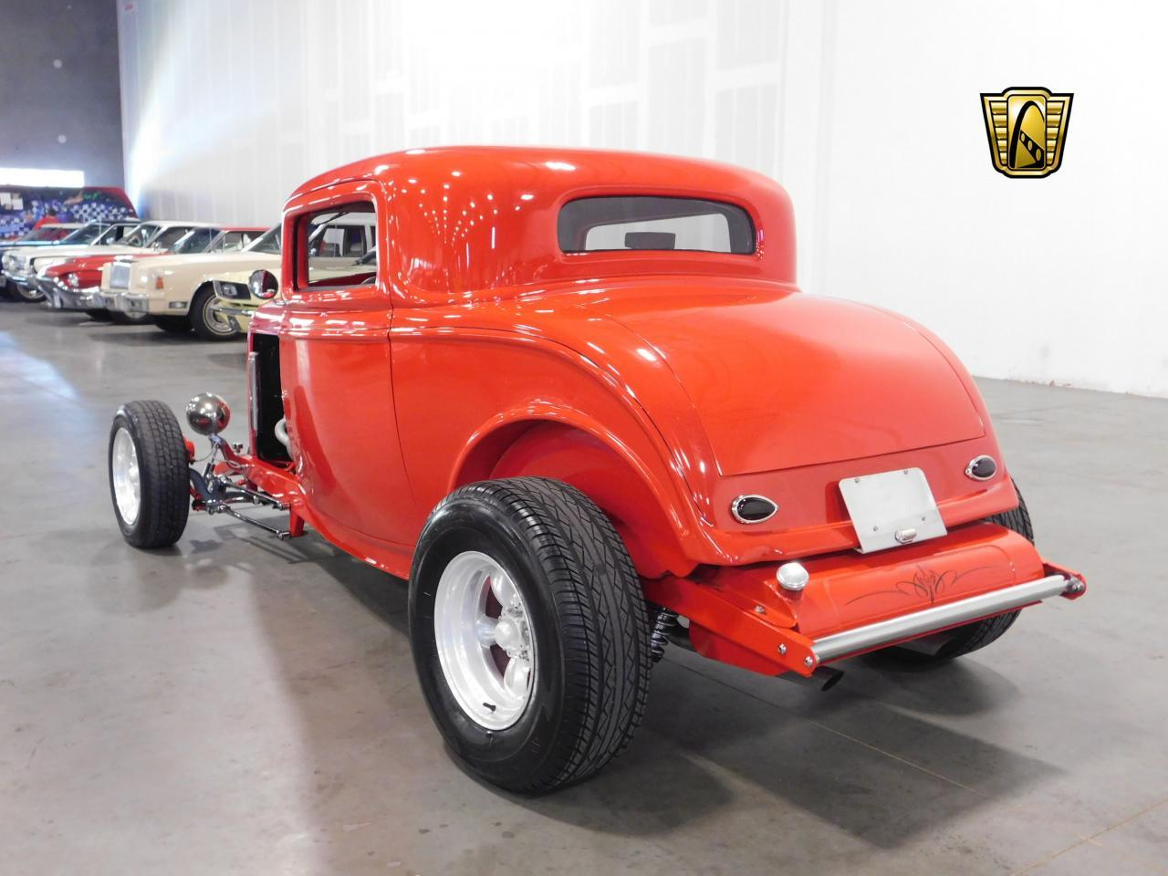 Large Picture of '32 3-Window Coupe located in Alpharetta Georgia Offered by Gateway Classic Cars - Atlanta - MZFA