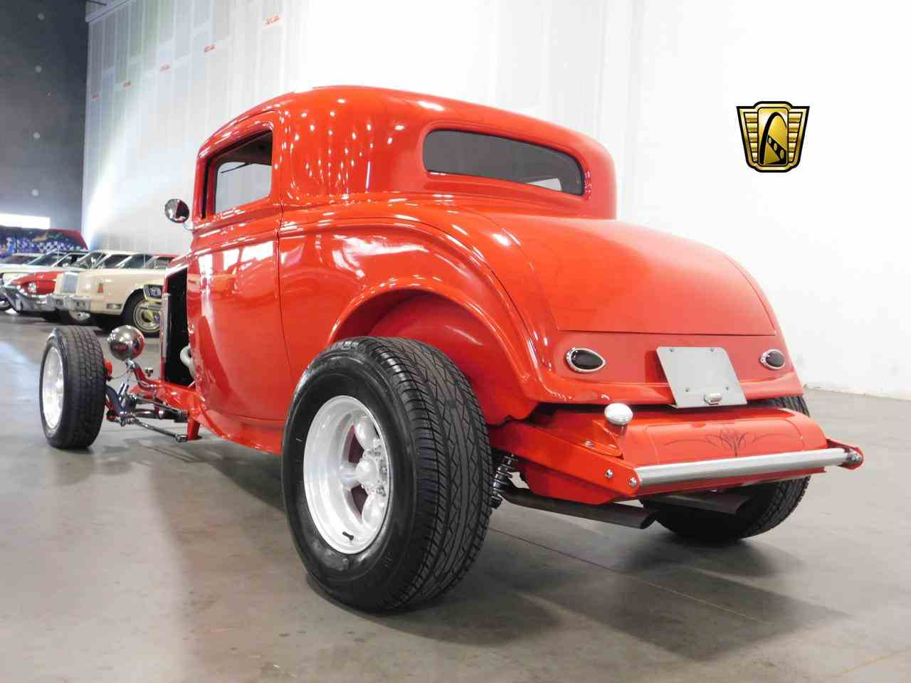 Large Picture of Classic 1932 Ford 3-Window Coupe located in Alpharetta Georgia Offered by Gateway Classic Cars - Atlanta - MZFA