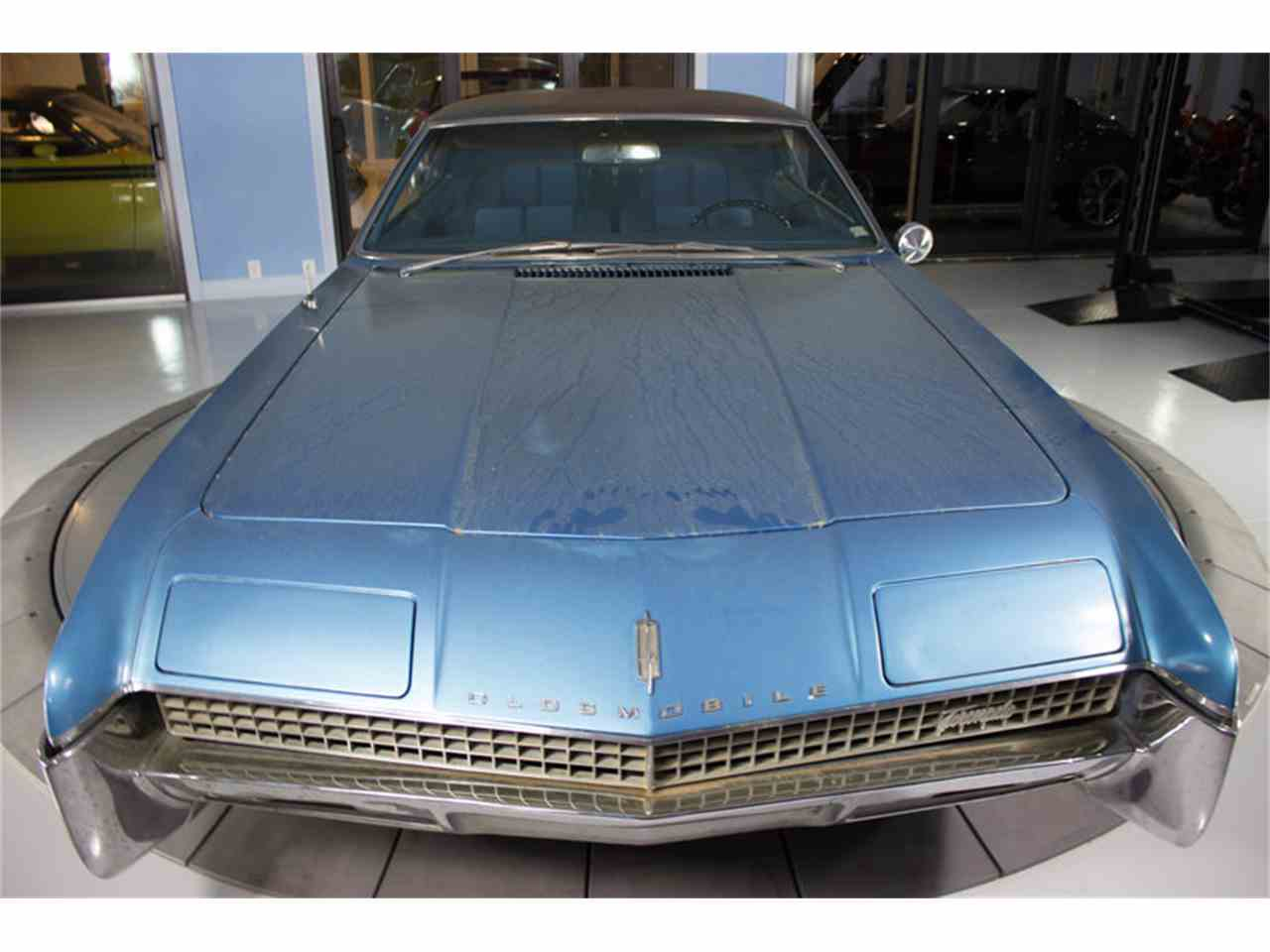 Large Picture of '67 Toronado located in Palmetto Florida Offered by Skyway Classics - MZFB