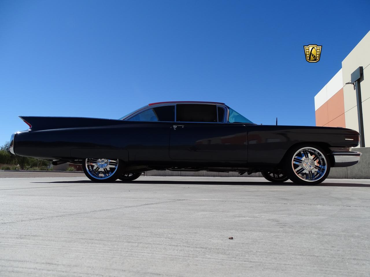Large Picture of Classic '60 Cadillac Series 62 - $51,000.00 Offered by Gateway Classic Cars - Scottsdale - MZFH