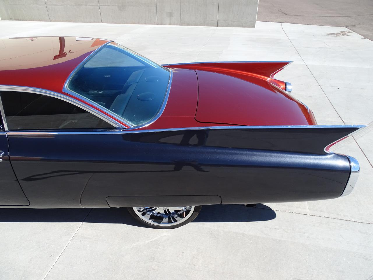 Large Picture of Classic '60 Cadillac Series 62 located in Deer Valley Arizona - $51,000.00 - MZFH