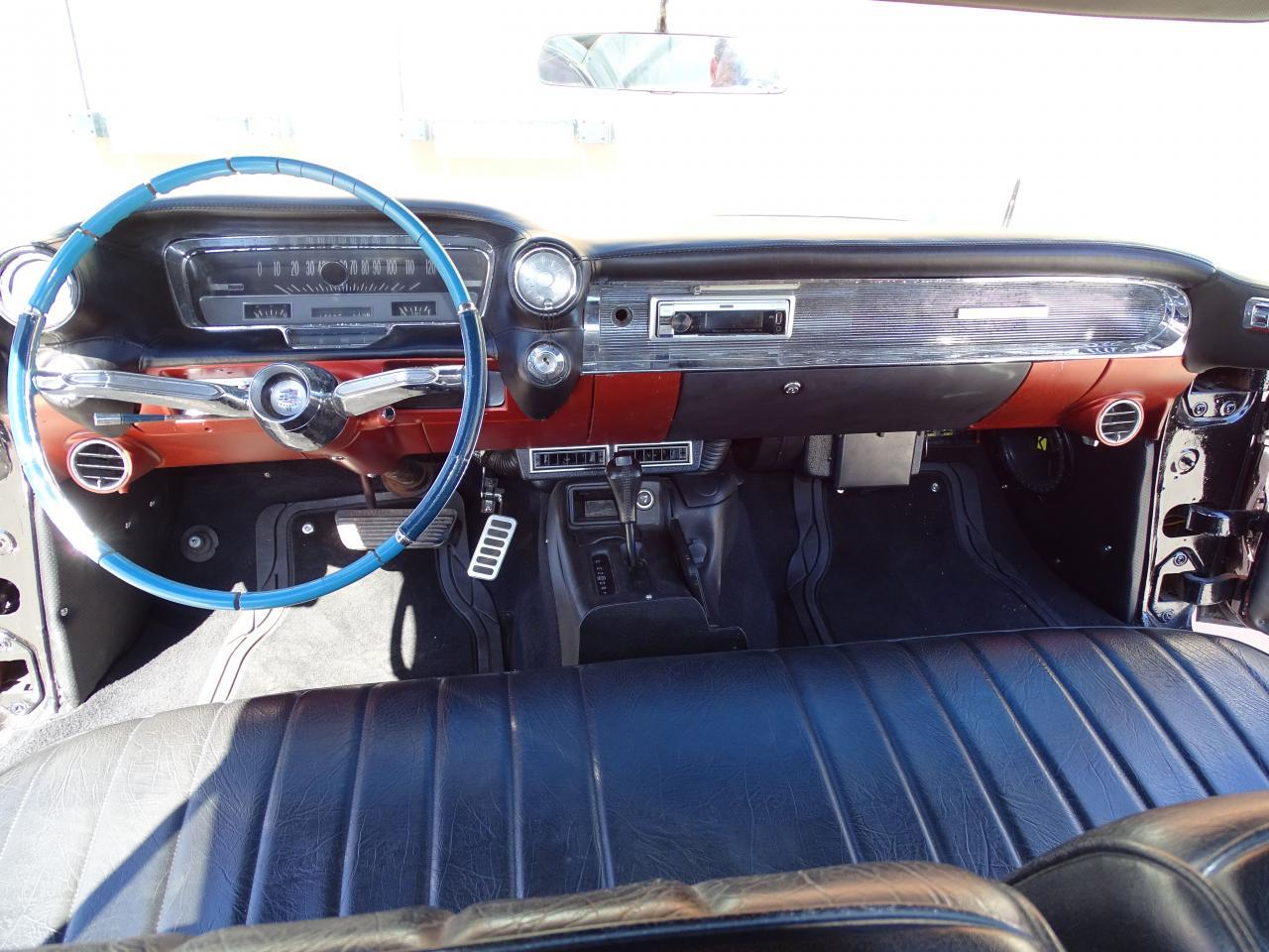 Large Picture of 1960 Cadillac Series 62 located in Arizona - $51,000.00 - MZFH