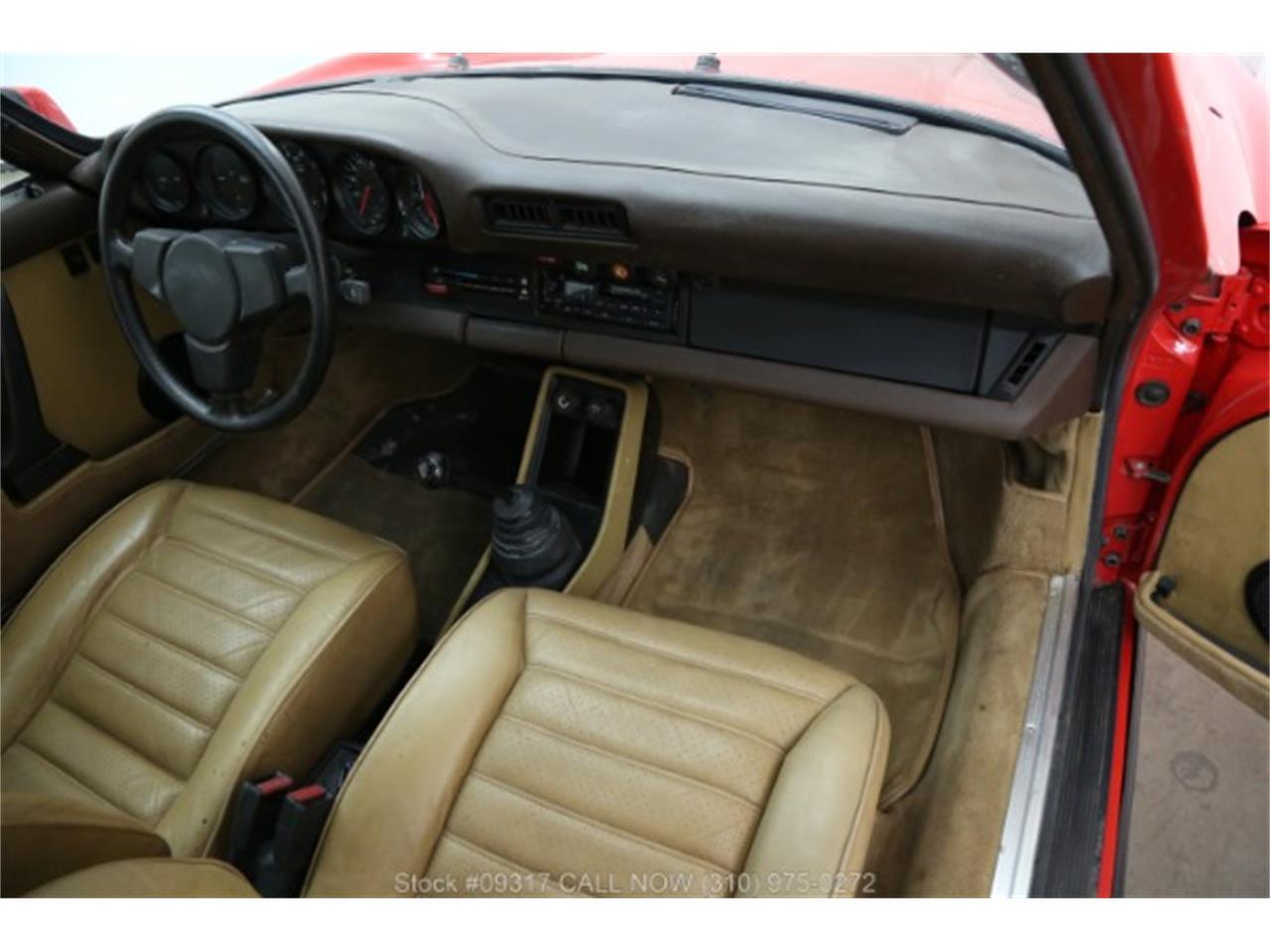 Large Picture of 1979 Porsche 930 located in California - MZFK