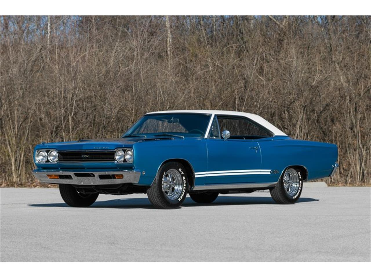 Large Picture of '68 GTX - MZFL
