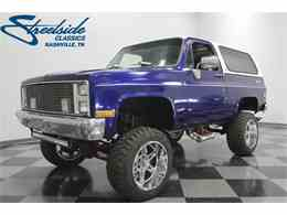 Picture of 1986 Chevrolet Blazer located in Lavergne Tennessee - $15,995.00 Offered by Streetside Classics - Nashville - MZFQ