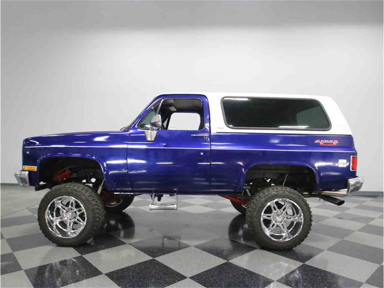 Large Picture of '86 Chevrolet Blazer located in Tennessee - $15,995.00 Offered by Streetside Classics - Nashville - MZFQ