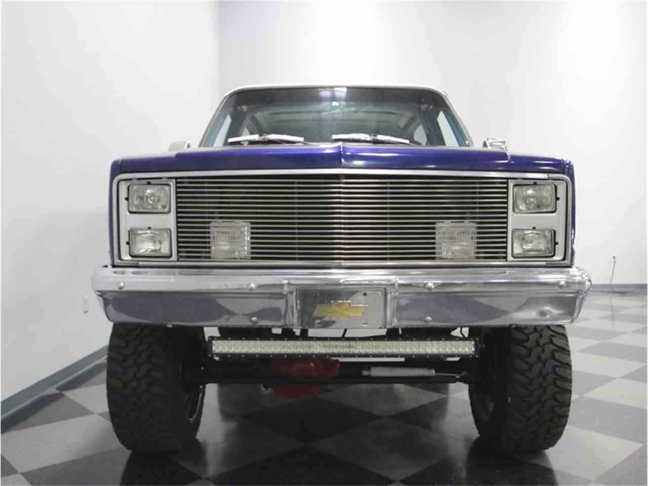Large Picture of '86 Chevrolet Blazer - $15,995.00 Offered by Streetside Classics - Nashville - MZFQ