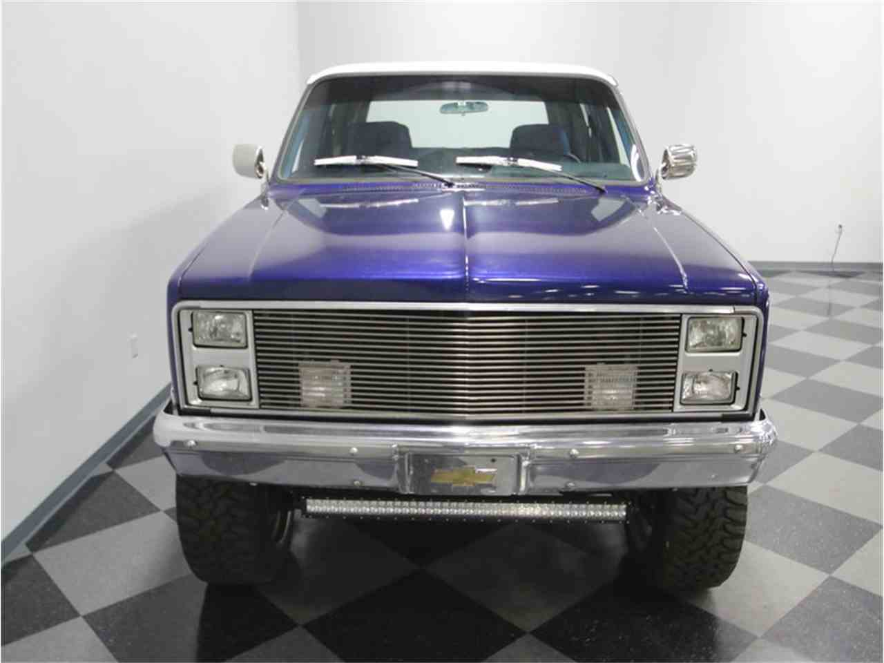 Large Picture of 1986 Chevrolet Blazer Offered by Streetside Classics - Nashville - MZFQ