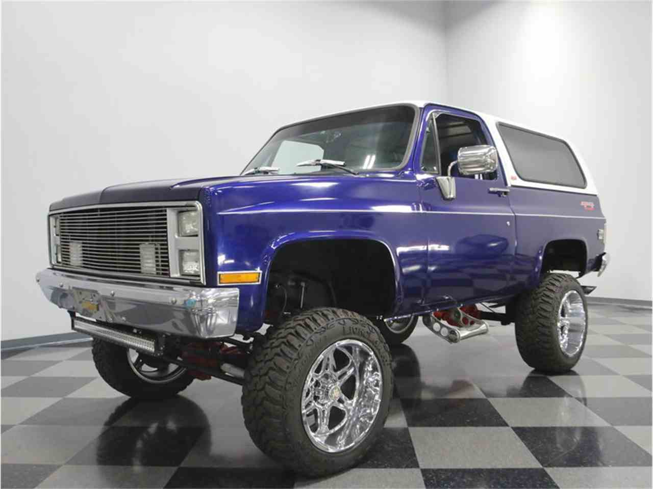 Large Picture of 1986 Chevrolet Blazer - $15,995.00 - MZFQ