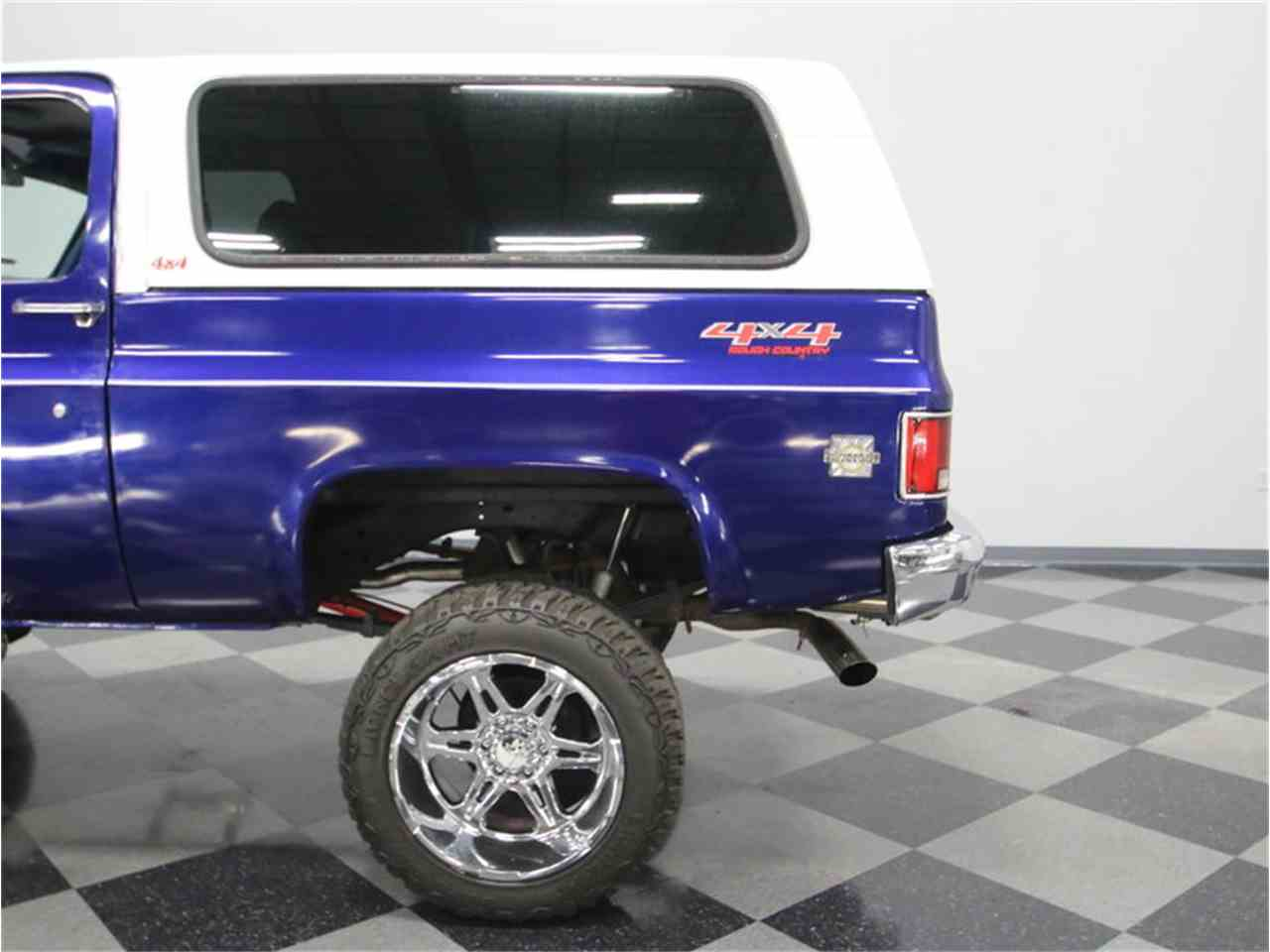 Large Picture of '86 Blazer located in Lavergne Tennessee Offered by Streetside Classics - Nashville - MZFQ