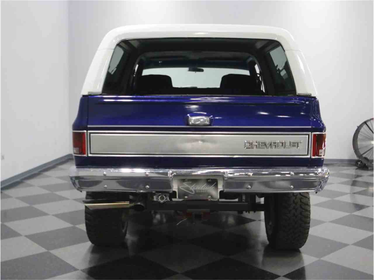 Large Picture of '86 Blazer located in Lavergne Tennessee - MZFQ