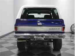 Picture of '86 Chevrolet Blazer - $15,995.00 - MZFQ