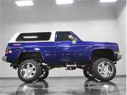 Picture of '86 Chevrolet Blazer located in Tennessee Offered by Streetside Classics - Nashville - MZFQ