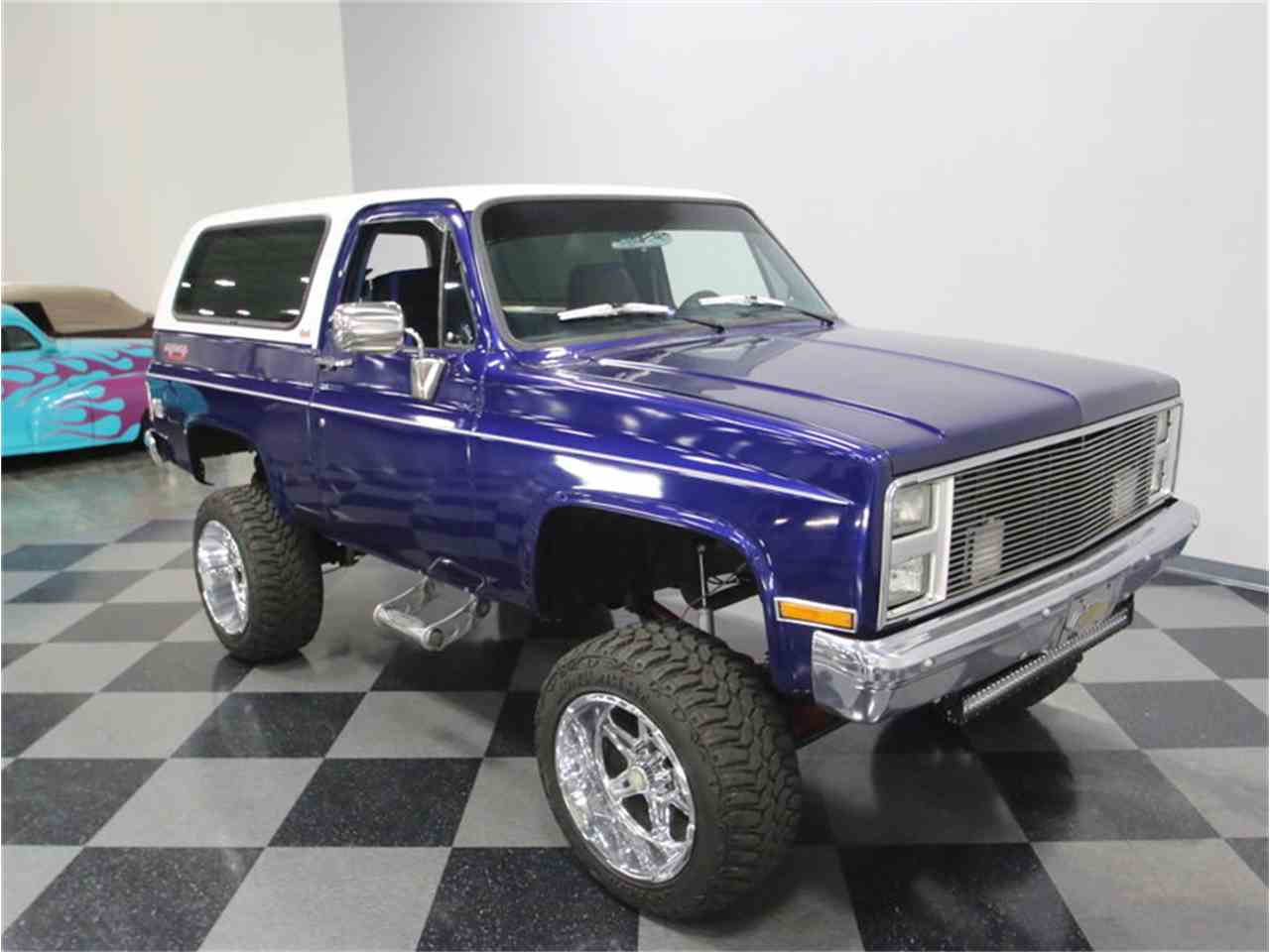 Large Picture of '86 Chevrolet Blazer located in Lavergne Tennessee - $15,995.00 - MZFQ