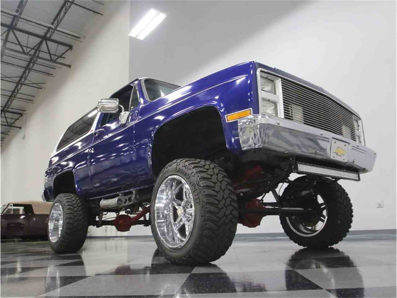 Large Picture of 1986 Blazer located in Lavergne Tennessee - $15,995.00 Offered by Streetside Classics - Nashville - MZFQ