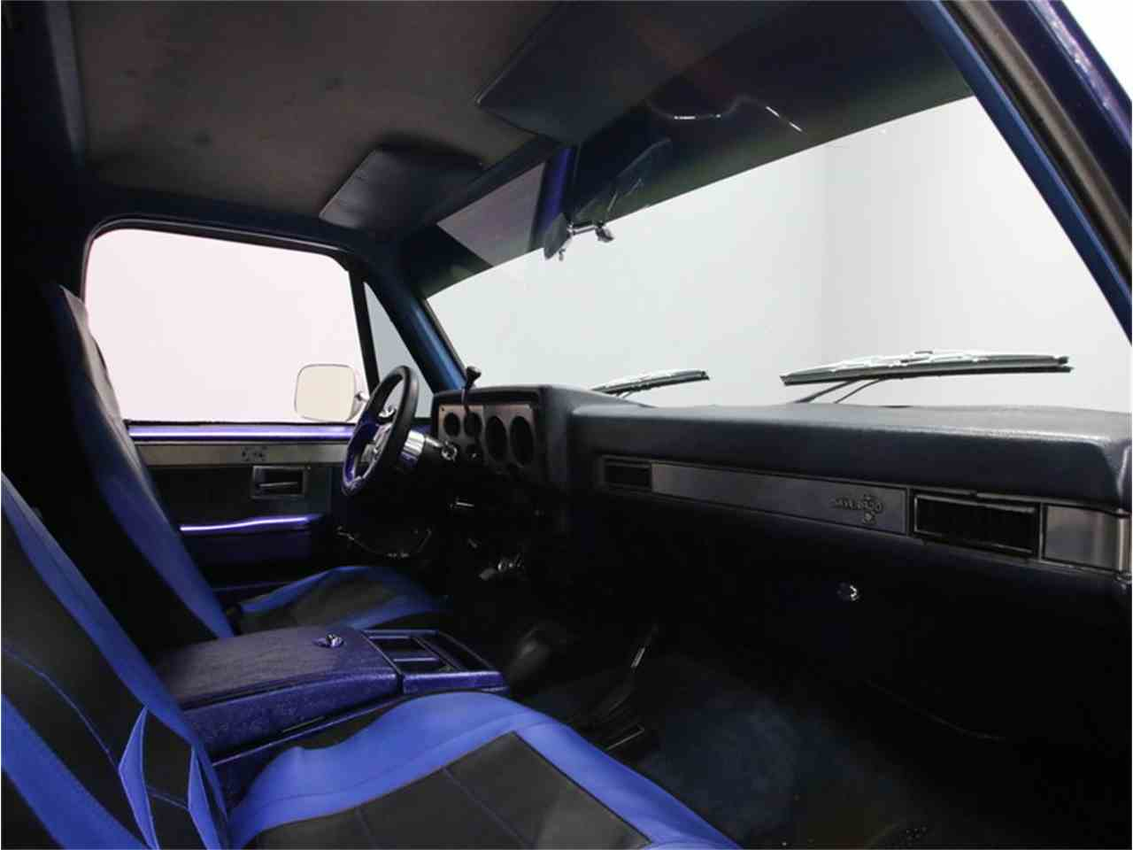Large Picture of '86 Chevrolet Blazer Offered by Streetside Classics - Nashville - MZFQ