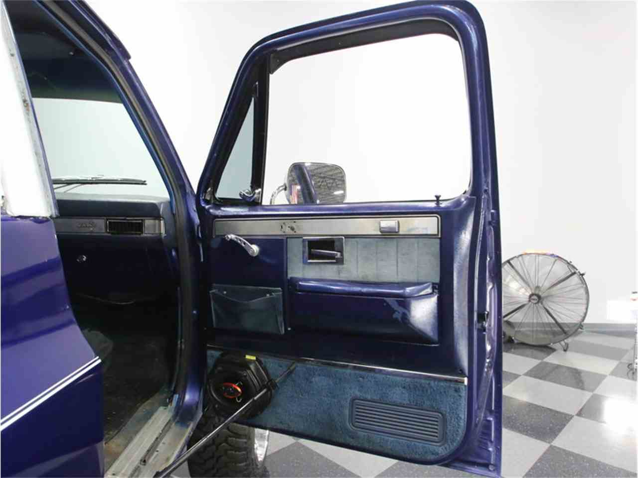 Large Picture of 1986 Blazer located in Tennessee - $15,995.00 - MZFQ