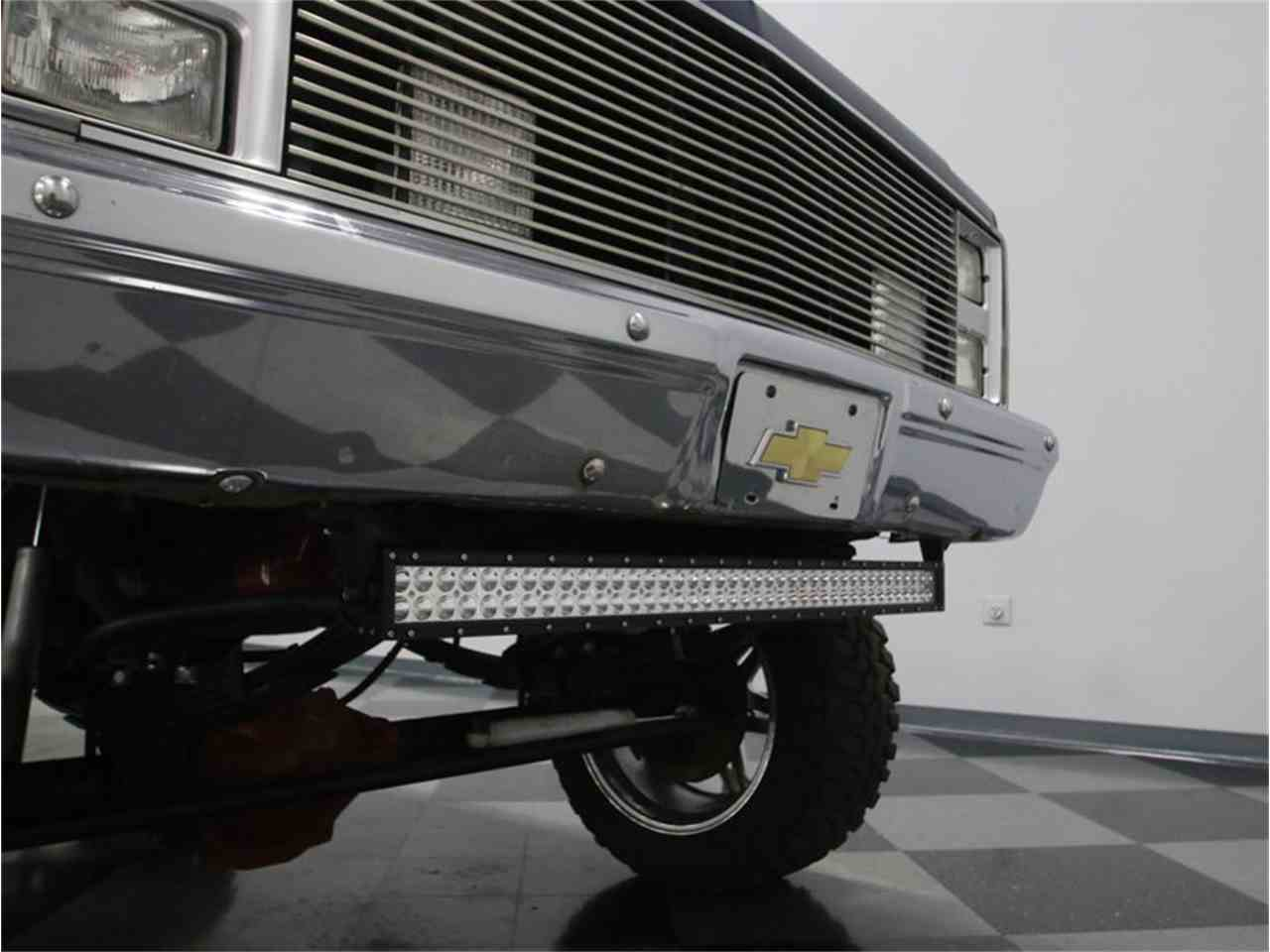Large Picture of '86 Chevrolet Blazer - $15,995.00 - MZFQ