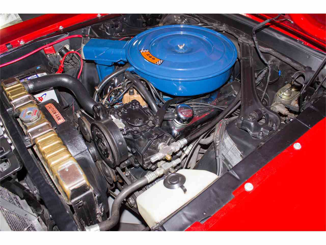 Large Picture of '68 Mustang - MZFR