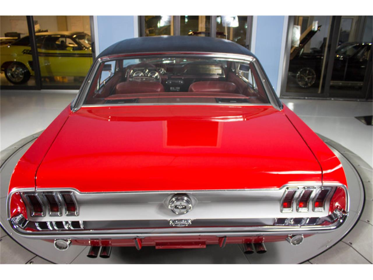 Large Picture of Classic '68 Ford Mustang located in Palmetto Florida - MZFR