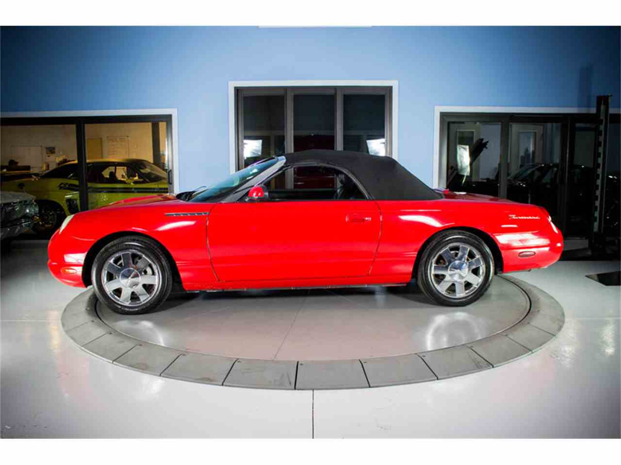 Large Picture of '02 Thunderbird - MZFZ
