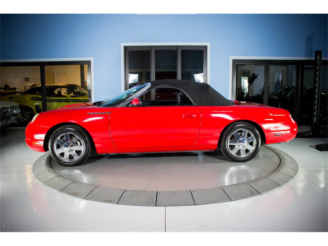 Large Picture of 2002 Thunderbird located in Florida - $14,997.00 - MZFZ
