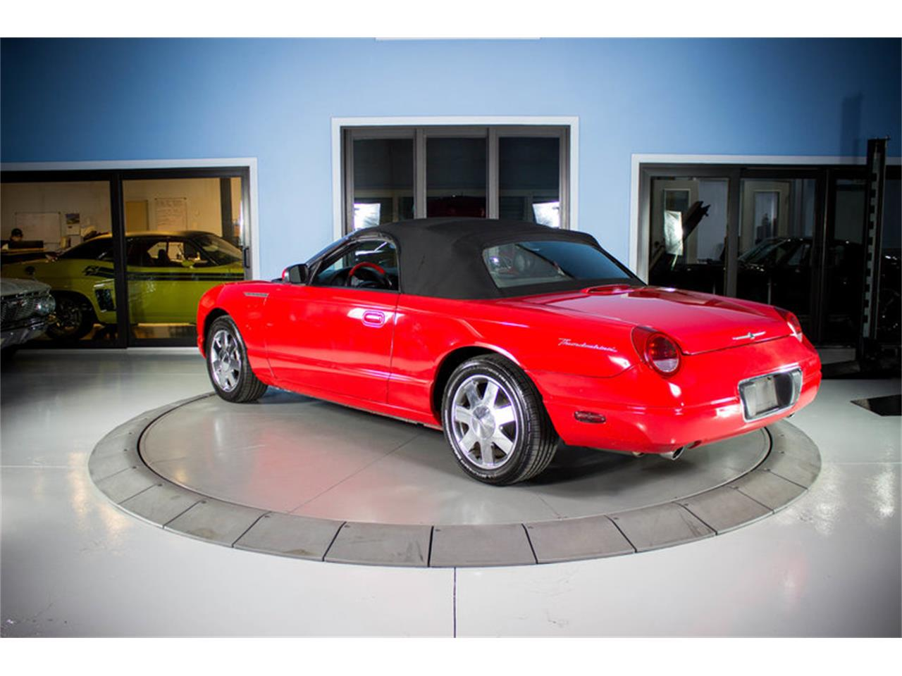 Large Picture of '02 Thunderbird Offered by Skyway Classics - MZFZ