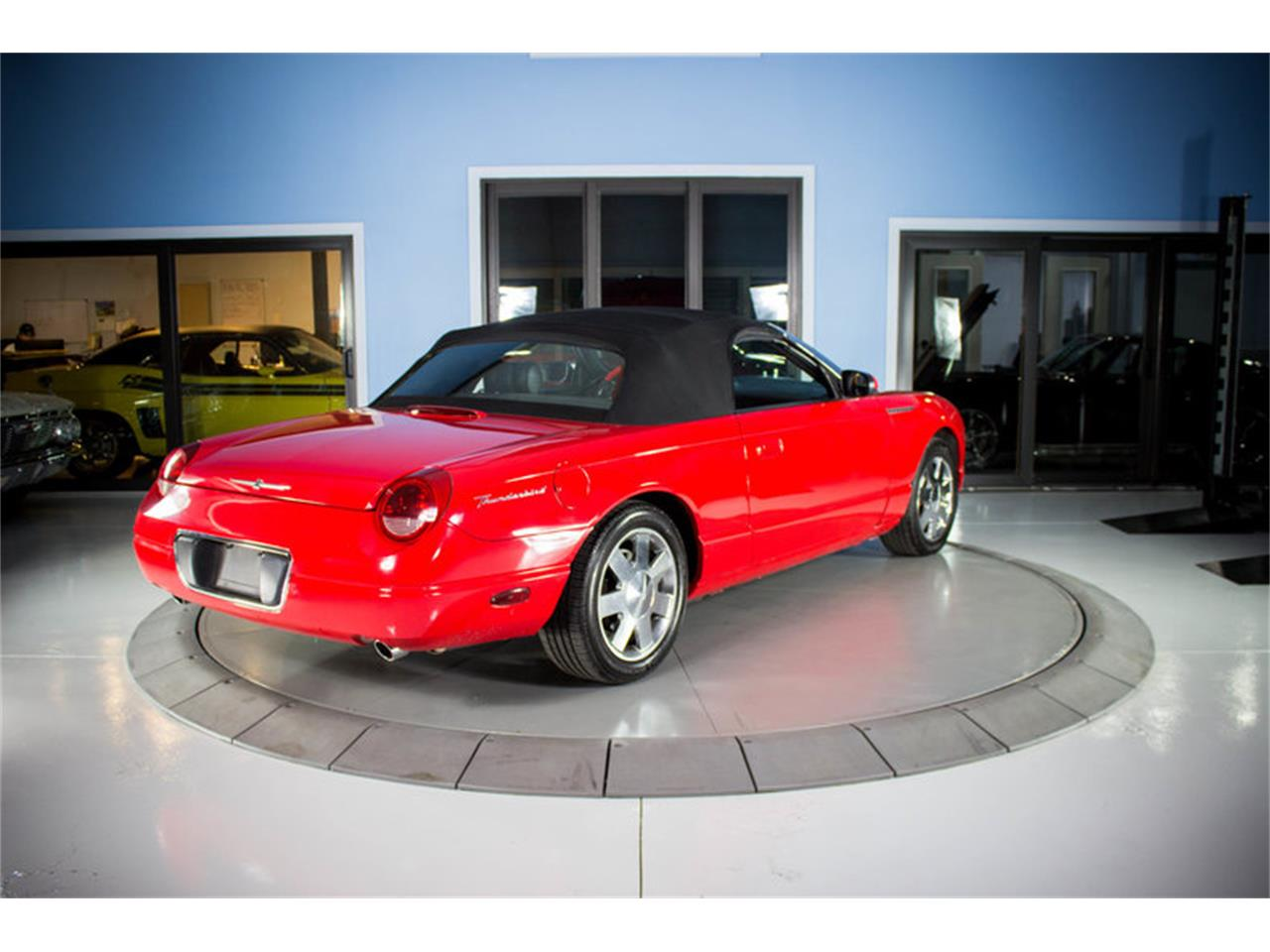 Large Picture of 2002 Thunderbird - $14,997.00 - MZFZ