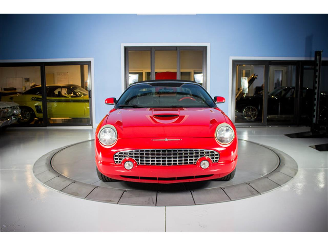 Large Picture of '02 Ford Thunderbird located in Florida Offered by Skyway Classics - MZFZ