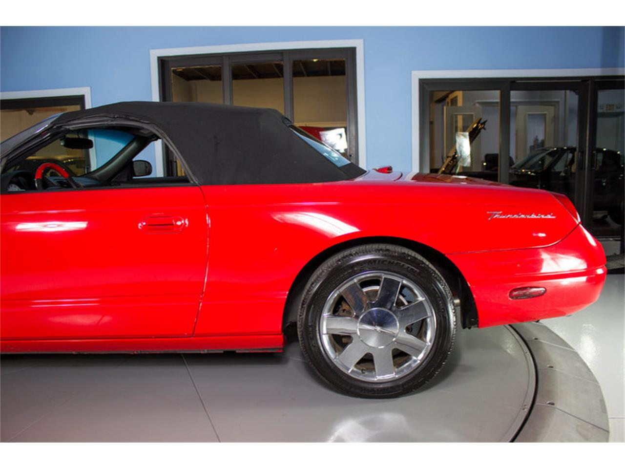 Large Picture of '02 Thunderbird located in Florida - $14,997.00 Offered by Skyway Classics - MZFZ