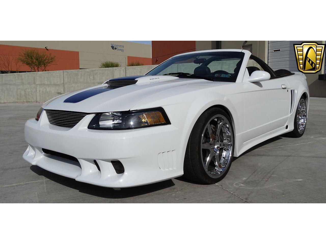 Large Picture of '02 Mustang located in Deer Valley Arizona - $31,995.00 Offered by Gateway Classic Cars - Scottsdale - MZG0