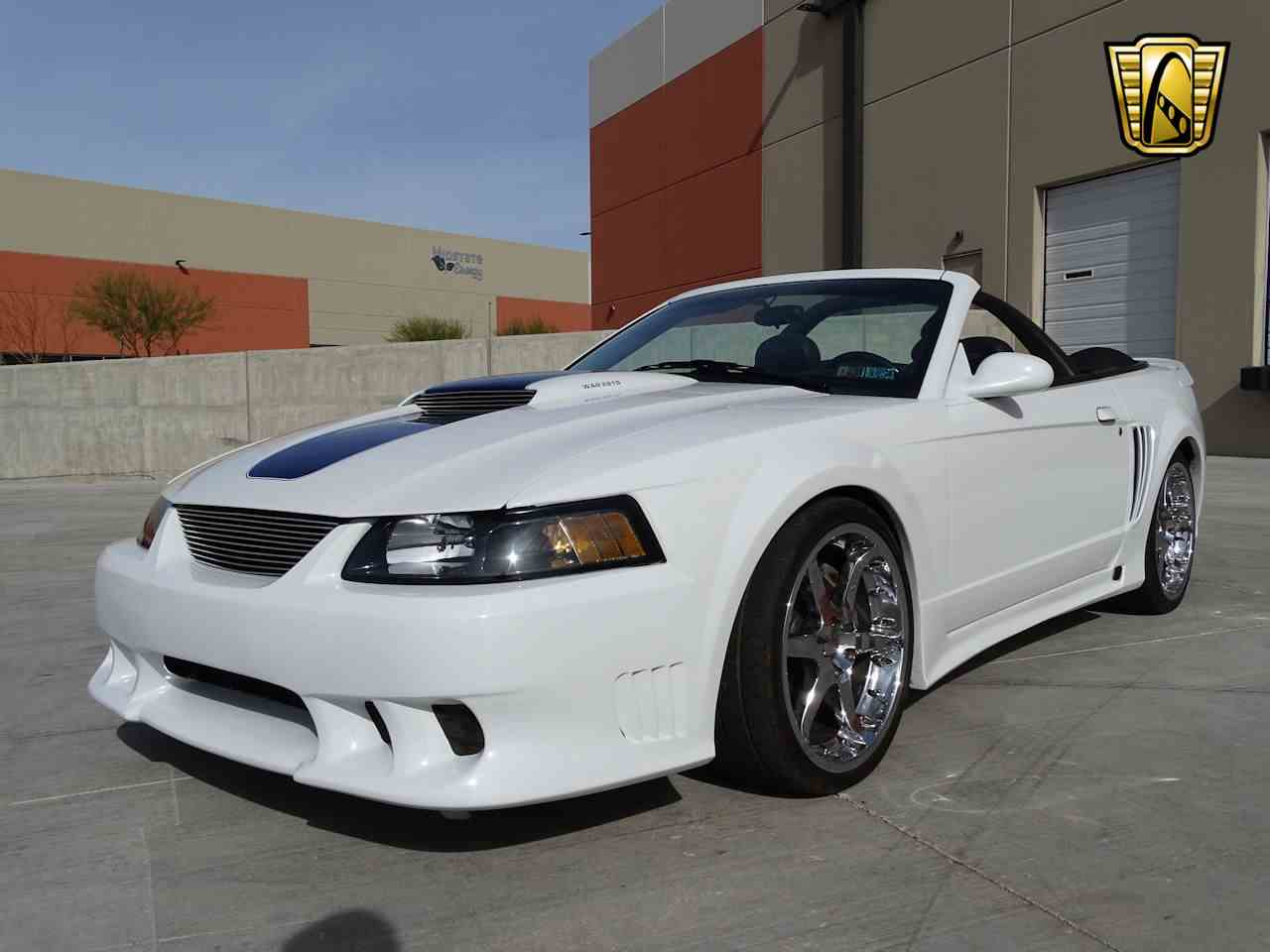 Large Picture of 2002 Mustang located in Arizona Offered by Gateway Classic Cars - Scottsdale - MZG0
