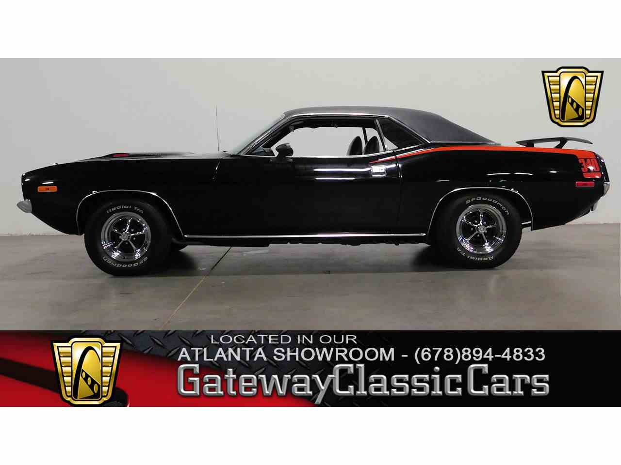 Large Picture of Classic 1972 Barracuda located in Georgia Offered by Gateway Classic Cars - Atlanta - MZG1
