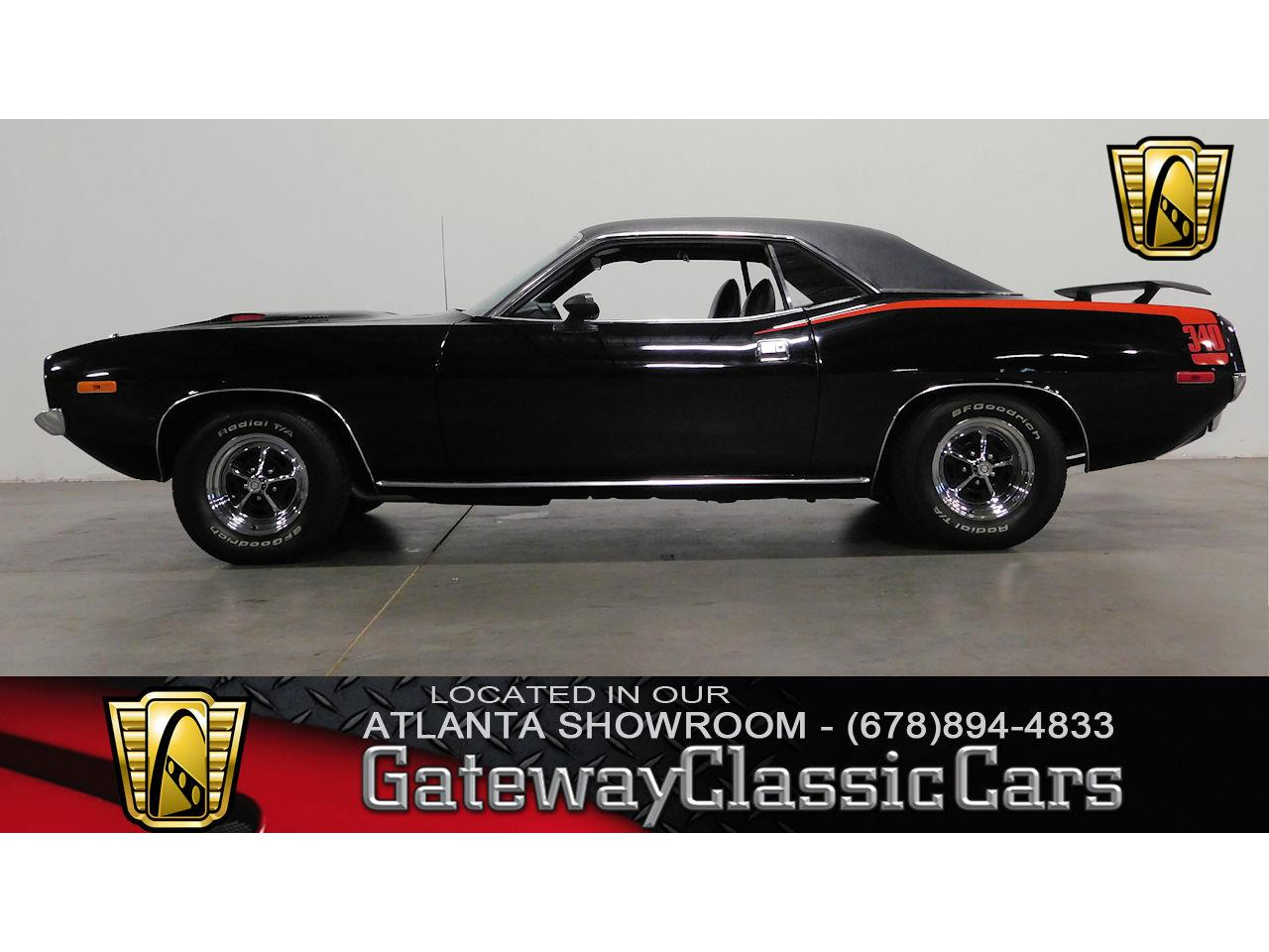 Large Picture of 1972 Plymouth Barracuda located in Alpharetta Georgia - $44,995.00 - MZG1