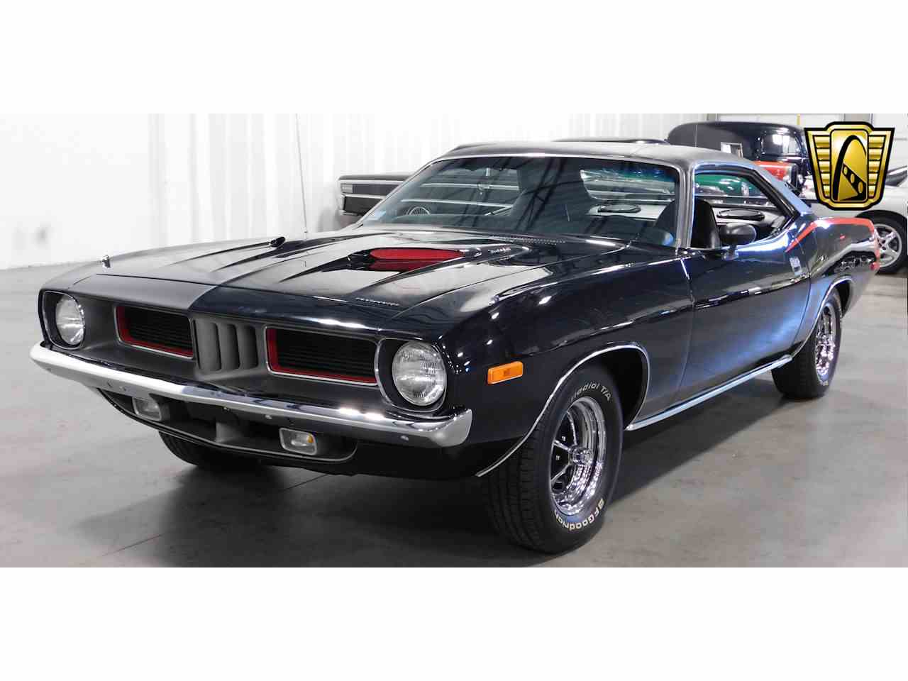 Large Picture of Classic '72 Plymouth Barracuda located in Georgia Offered by Gateway Classic Cars - Atlanta - MZG1