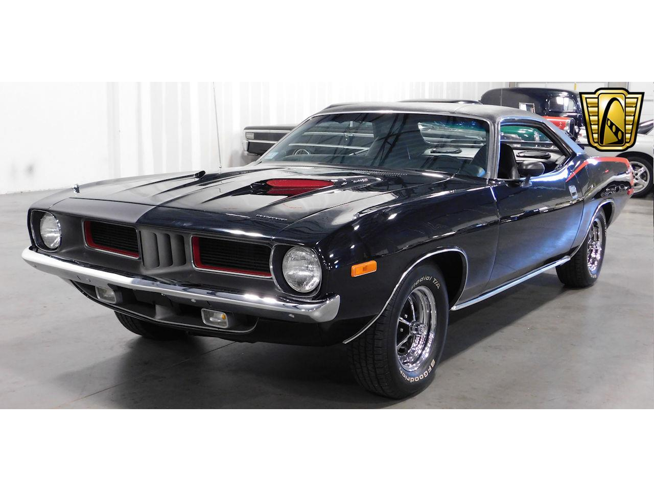 Large Picture of Classic 1972 Plymouth Barracuda located in Alpharetta Georgia - $44,995.00 Offered by Gateway Classic Cars - Atlanta - MZG1