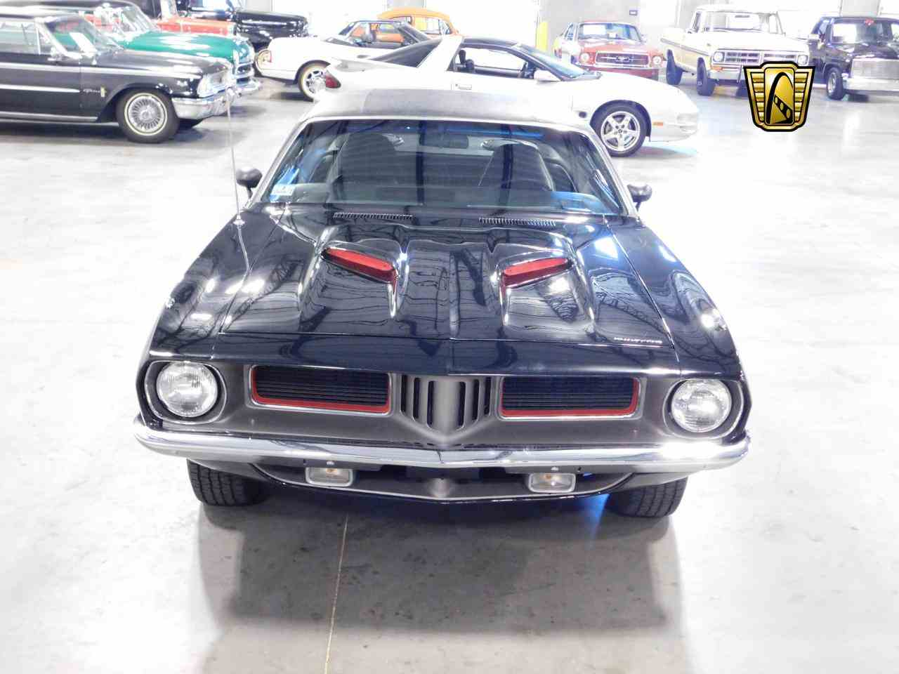 Large Picture of 1972 Plymouth Barracuda located in Georgia Offered by Gateway Classic Cars - Atlanta - MZG1