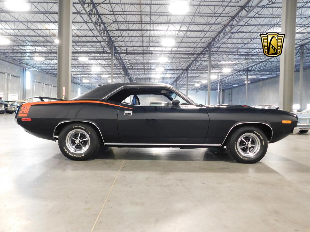 Large Picture of Classic '72 Plymouth Barracuda - MZG1