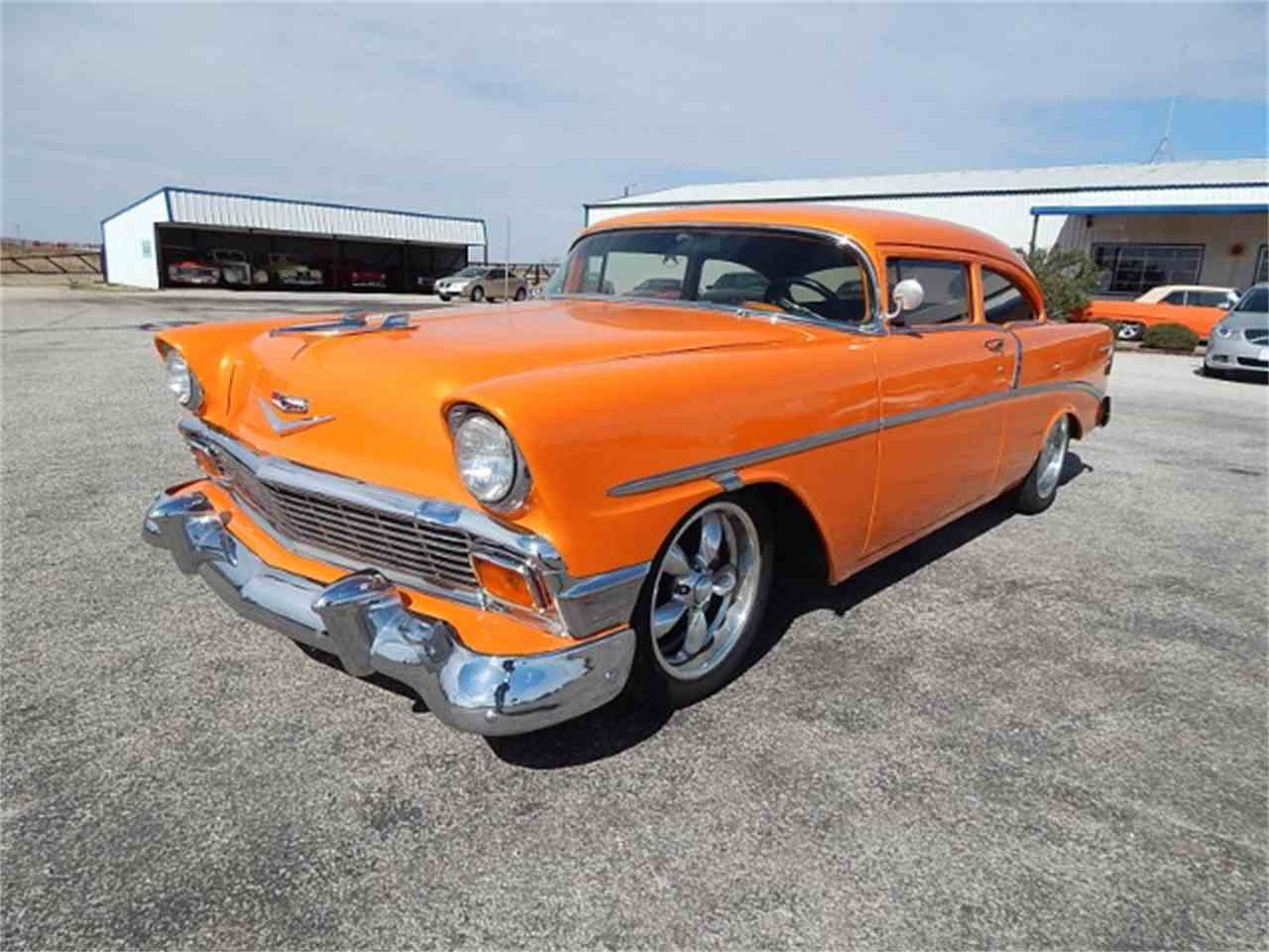 Large Picture of '56 Bel Air Offered by Lone Star Muscle Cars - MZG7