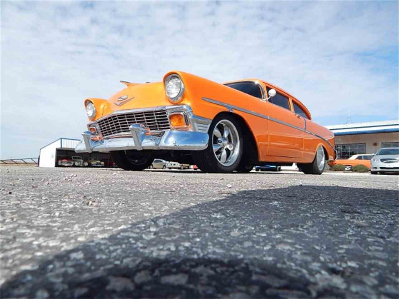 Large Picture of 1956 Chevrolet Bel Air - MZG7