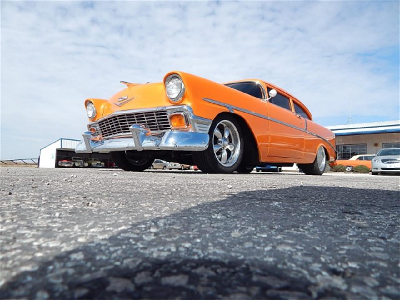 Large Picture of '56 Chevrolet Bel Air - MZG7