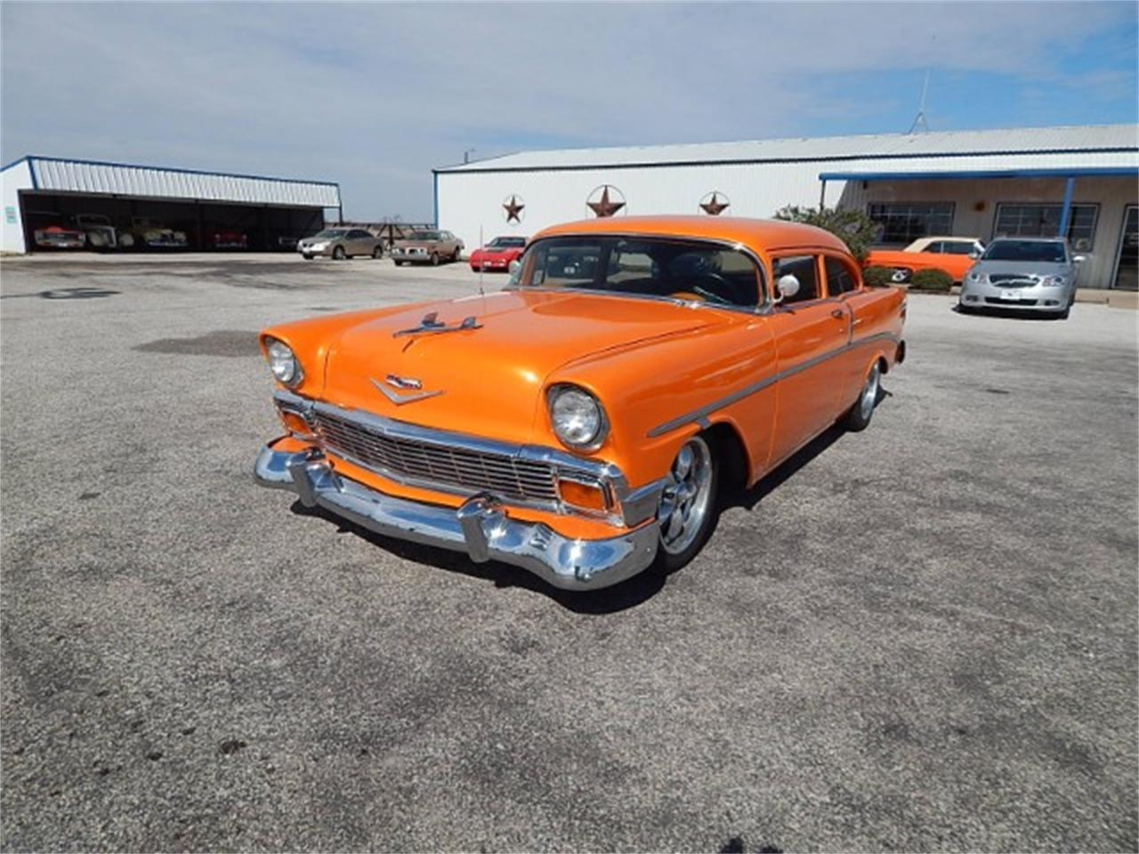 Large Picture of 1956 Chevrolet Bel Air - $69,000.00 Offered by Lone Star Muscle Cars - MZG7