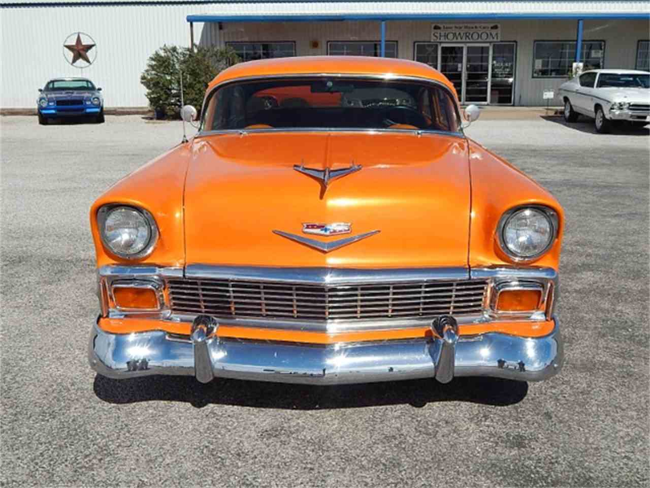 Large Picture of '56 Chevrolet Bel Air - $69,000.00 Offered by Lone Star Muscle Cars - MZG7