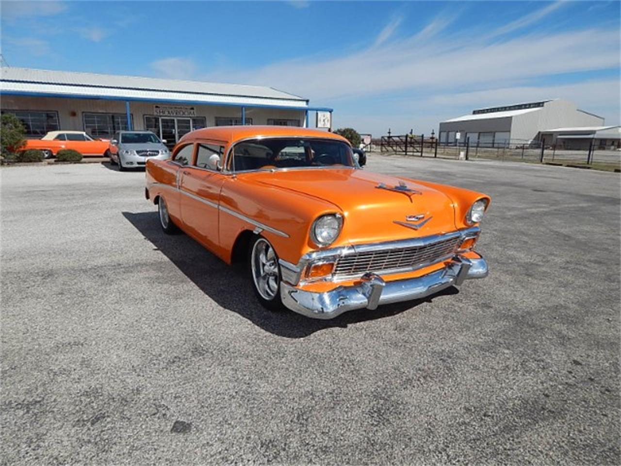 Large Picture of Classic '56 Chevrolet Bel Air located in Texas - $69,000.00 - MZG7